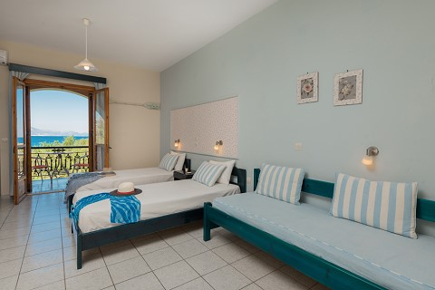 Kavos Psarou Studios & Apartments Zakynthos Greece